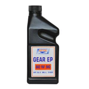 Gear Ep 80W-90