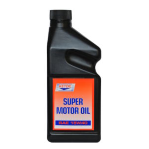 Super Motor Oil 15W40