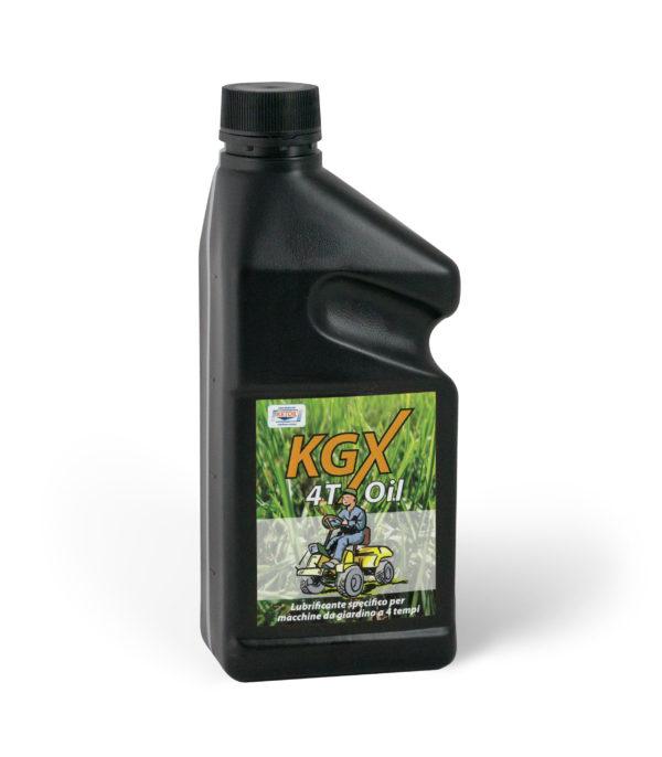 KGX 4T - Lubrificante specifico per macchine da giardino a 4 tempi