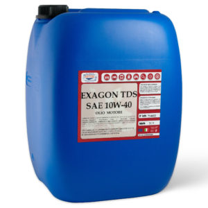 Exagon SAE 10W40 - Olio motore